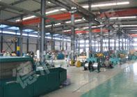 朝阳s11油浸式变压器生产线